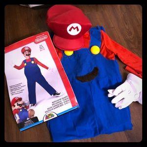 Costumes - Super Mario Bros Costume